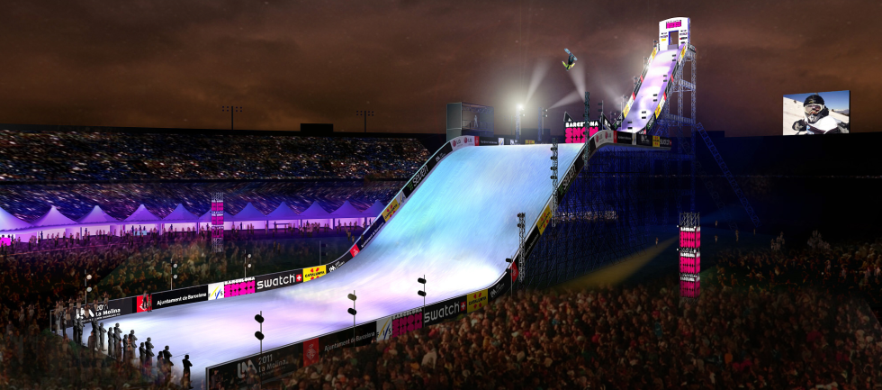 Istanbul to Host FIS Snowboard World Cup