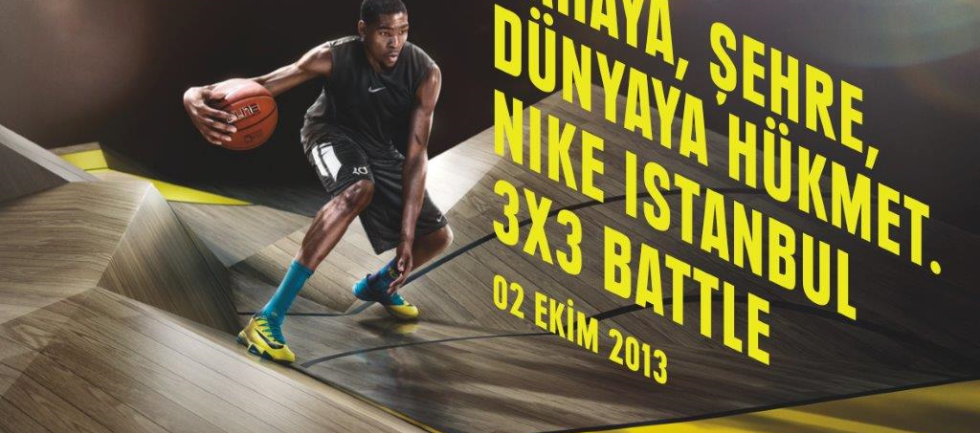 NIKE ISTANBUL 3X3 BATTLE & FIBA WORLD TOUR FINAL QUALIFIER