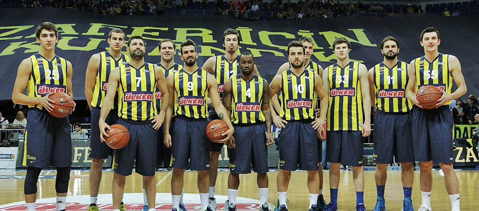 NIKE, UNVEILS NEW FENERBAHCE ULKER JERSEYS WITH PLAYMAKER