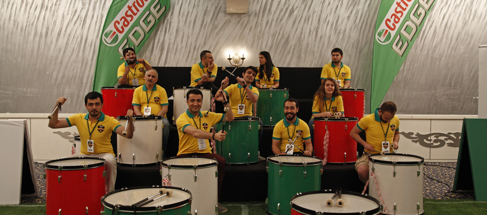 CASTROL WILL TAKE TWO FANS TO THE FIFA WORLD CUP