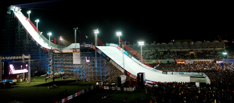 FIS Snowboard World Cup Enchanted Istanbul